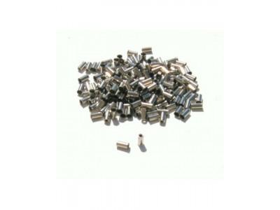 Колпачок для кожуха тормоза Saccon 5x11, 1 шт, серебристый